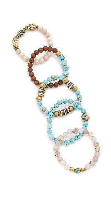 Lacey Ryan Dream Big Bracelet Set