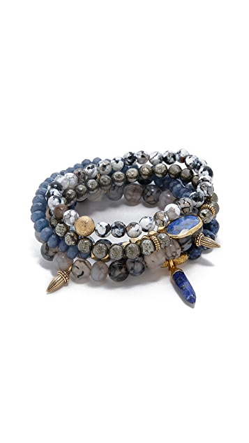 Lacey Ryan Beaded Bracelet Set