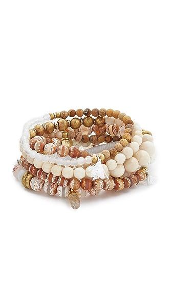 Lacey Ryan Tulum Bracelet Set