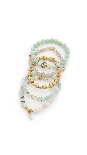 Lacey Ryan Charming Bracelet Set