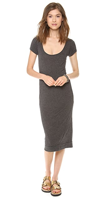 The Lady & The Sailor Convertible Double Layer Dress