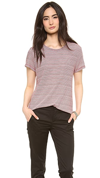 The Lady & The Sailor Striped Boy Tee