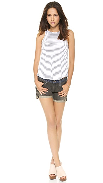 The Lady & The Sailor Bare Tank