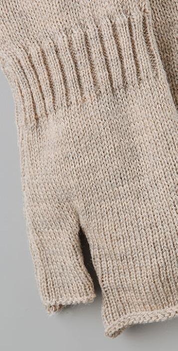 La Fee Verte Fingerless Gloves