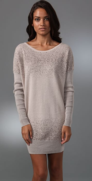 L.A.M.B. Dolman Sweater Dress