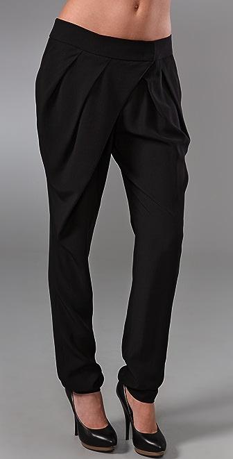 L.A.M.B. Silk Pants