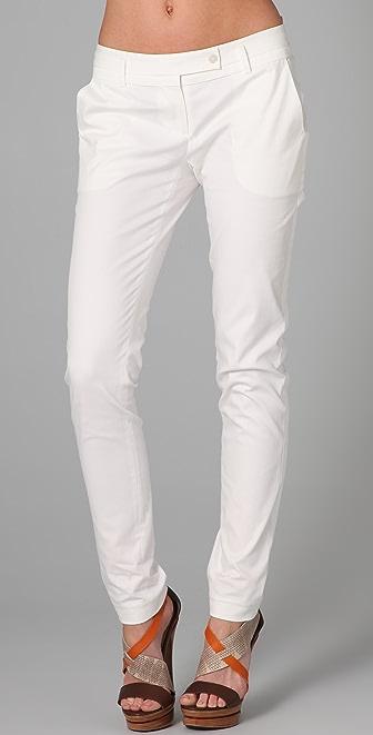 L.A.M.B. Tuxedo Skinny Pants
