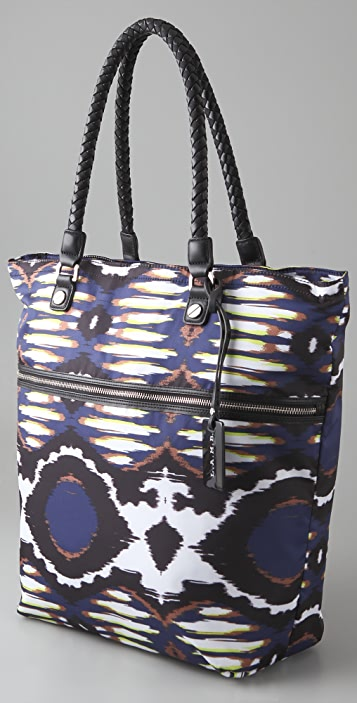 L.A.M.B. Freestyle Ikat Clemence Tote