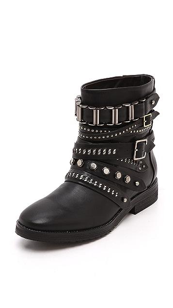 L.A.M.B. Tessa Moto Boots