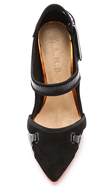 L.A.M.B. Kelly Pumps