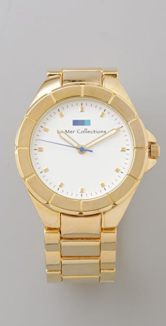 La Mer Collections Gold Ombre Watch