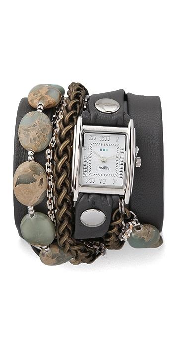 La Mer Collections Big Sur Stones Watch