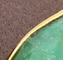Gold/Brown/Chrysoprase
