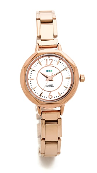 La Mer Collections Del Mar Watch
