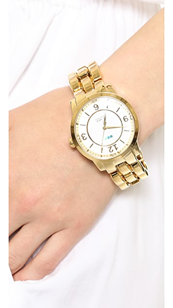 La Mer Collections Tuscany Oversized Watch