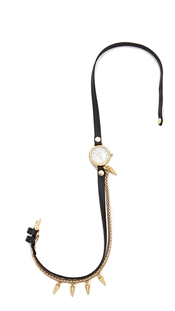 La Mer Collections Lima Chain Watch