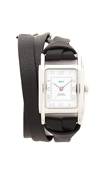La Mer Collections Italian Wrap Watch