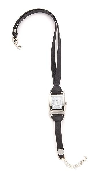 La Mer Collections Italian Wrap Watch