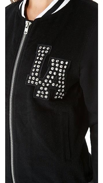 L'AMERICA LA Letterman Jacket