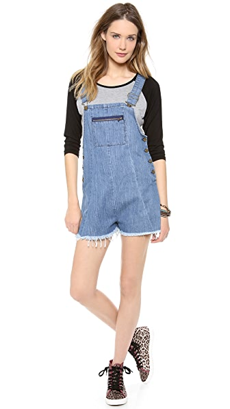 L'AMERICA Play with Me Romper