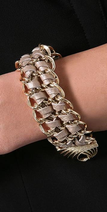 Landver Woven Bracelet