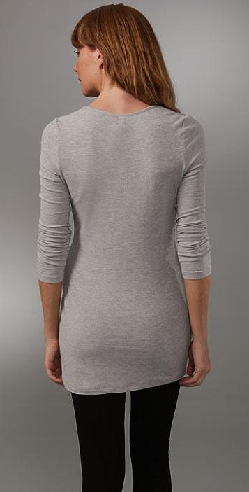 Lanston Long Sleeve Scoop Tunic