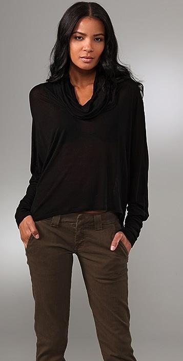 Lanston Oversized Long Sleeve Shirt