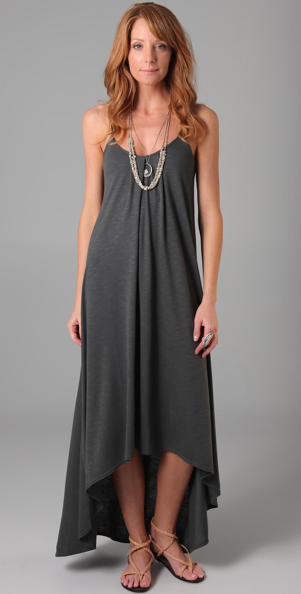 6c2278e0c05 Lanston Knit Maxi Dress