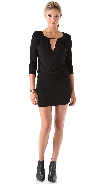 Lanston Cutout Mini Dress