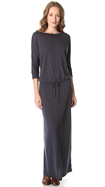 Lanston Boyfriend Maxi Dress
