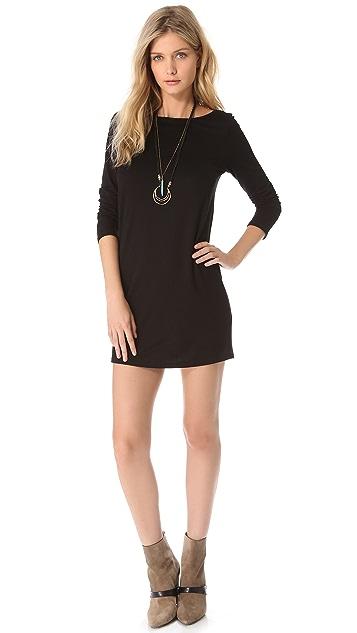 Lanston V Back Dress