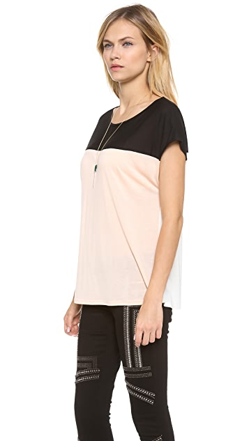 Lanston Colorblock Top