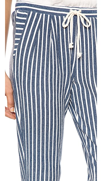 Lanston Striped BF Pants