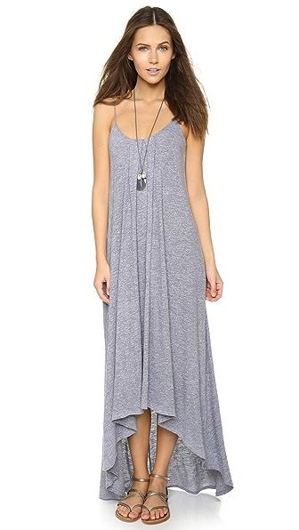 Lanston High Low Maxi Dress