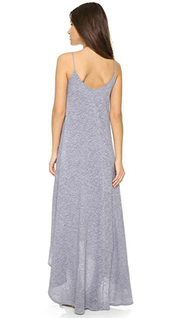 Lanston High Low Maxi Dress