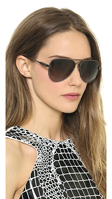 Lanvin Aviator Sunglasses