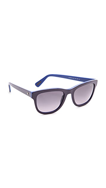 Lanvin Thick Frame Sunglasses