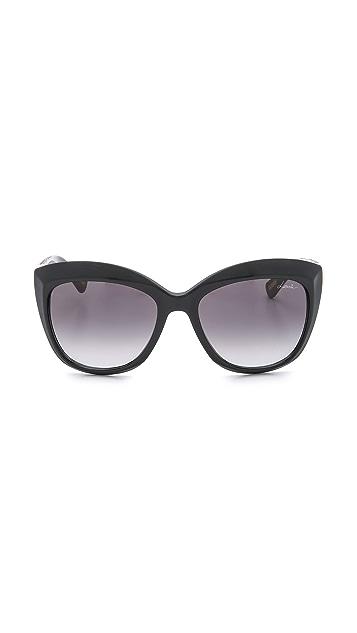 Lanvin Cat Eye Sunglasses