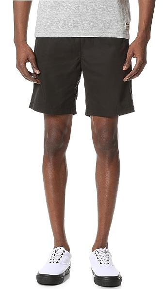 La Panoplie Micro Elastic Bermuda Shorts