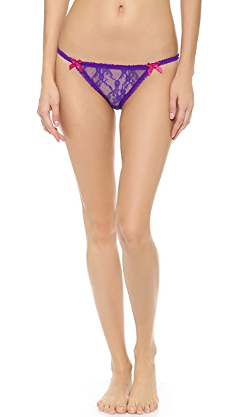 L'Agent by Agent Provocateur Monica Tanga Briefs