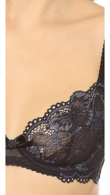 L'Agent by Agent Provocateur Maribel Non Padded Lace Bra