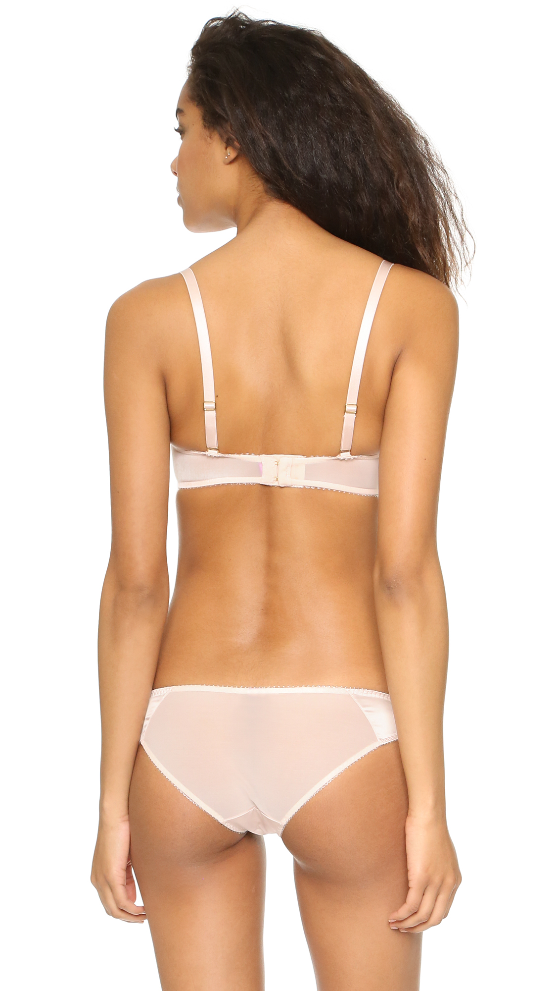 L Agent by Agent Provocateur Penelope Padded Strapless Bra  8542b6b96