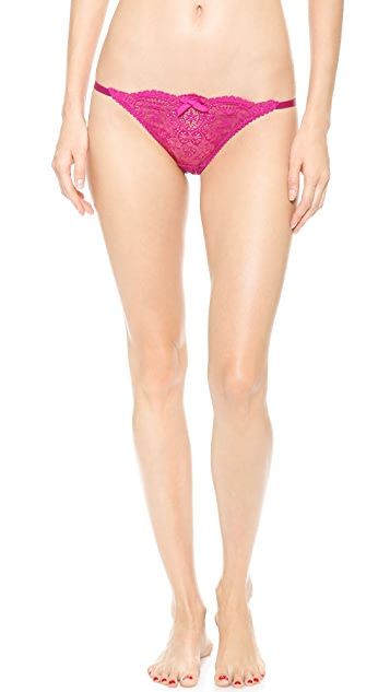 L'Agent by Agent Provocateur Vanesa G-String
