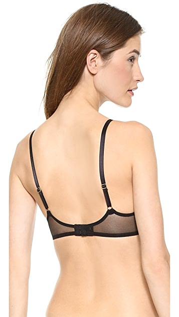 L'Agent by Agent Provocateur Alyce Non Padded Plunge Bra