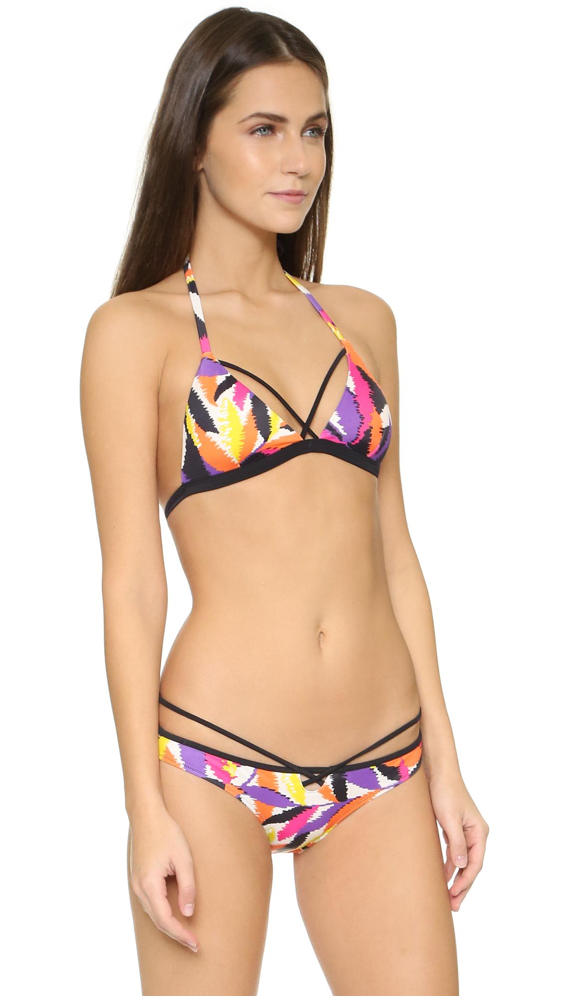 L Agent by Agent Provocateur Avril Bikini Top  bf6e8575c