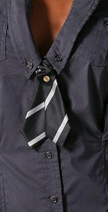 LaROK LUXE Parochial School Shirt