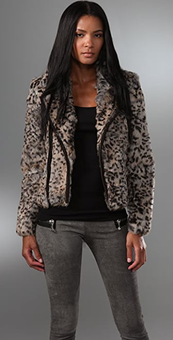 LaROK LUXE Wild Thing Moto Jacket