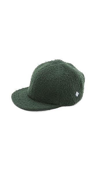Larose Wool Baseball Cap