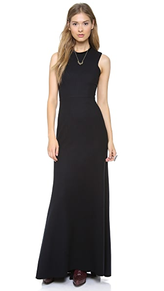 LA't by L'AGENCE Sleeveless Long Dress