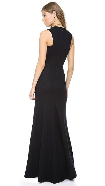 LA't by L'AGENCE Sleeveless Long Dress